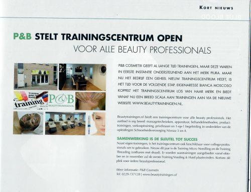 Trainingscentrum voor alle Beauty Professionals
