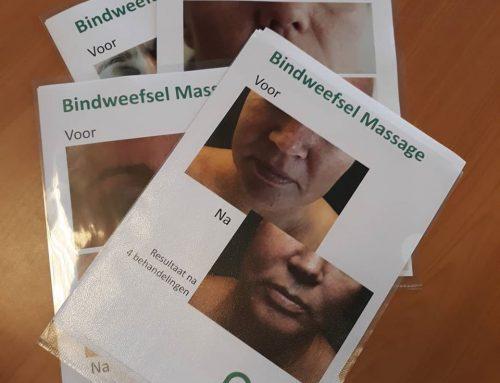 Bindweefselmassage portfolio's