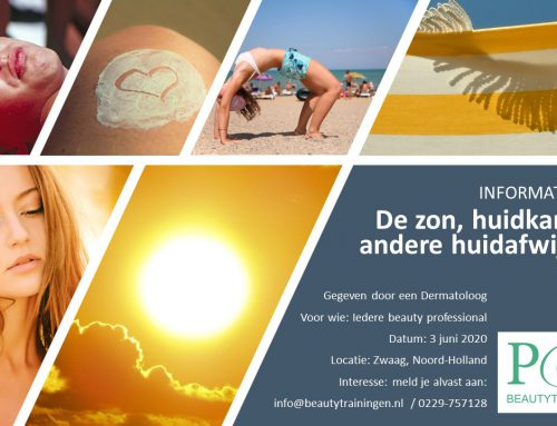 Informatiemiddag: De zon, huidkanker en andere huidafwijkingen.