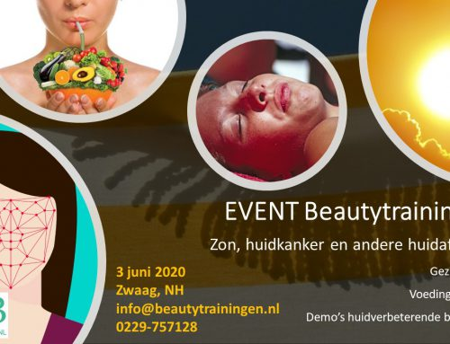 Event voor Beauty Professionals op 3 juni 2020